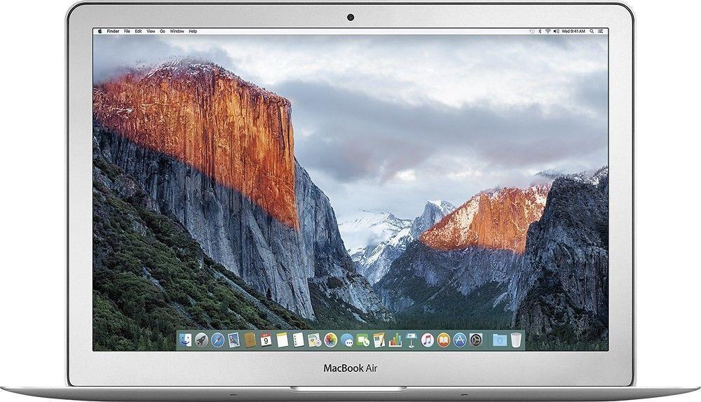 """NEW Apple MacBook Air 13.3"""" Intel Core i5 - 8GB RAM - 128GB SSD Silver"""
