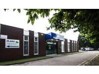 Office room to rent in a small business site in Morley, close to motorways