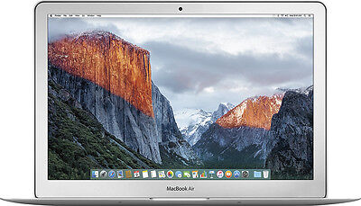 "Apple - MacBook Air® (Latest Model) - 13.3"" Display - Intel Core i5 - 8GB Mem..."