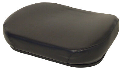 Amss7229 Seat Cushion Black Vinyl For Massey Ferguson 1085 1105 1135 Tractors