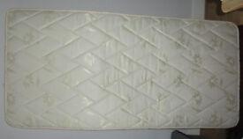 Silentnight microcoil 3 single mattress (3ft standard)