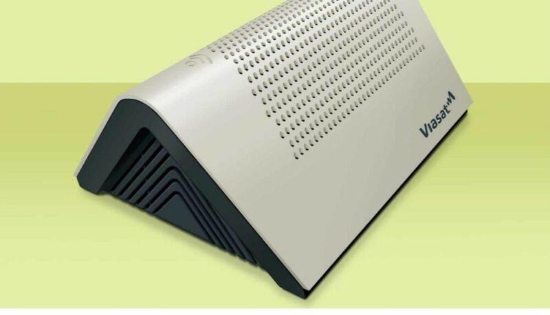 Viasat RG1100N-030 modem
