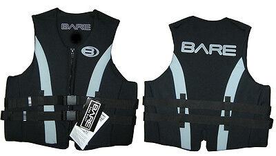 BARE Life Jacket All Neoprene Size Men's Medium