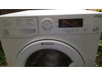 """""""FREE DELIVERY""""HOTPOINT 9KG LOAD 1600 SPIN"""" SUPERCLEAN SERVICED """"AS NEW"""" £125.99 ONLY2DAY"""