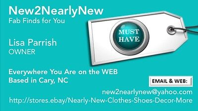 New2NearlyNew Fab Finds For You