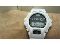 G Shock (New) Solar/radio controlled/waterproof