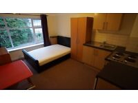 Large Double Room with kitchen in the room