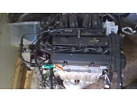 ford fiesta 2010 to 2015 1.25 engine only