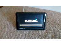 Garmin Nuvi 1490 TV Satnav with built-in Freeview TV (Spares or Repair)