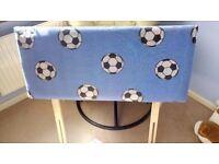 Football headboard (single)