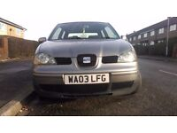 Seat Arosa 1.0 S 2003 need clutch replacement LOW miles