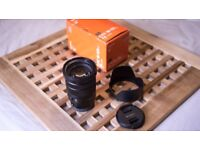 Sony APS-C 18-105mm F4 OSS E-mount Lens 2 months old Mint Condition 18-105 zoom lens Emount