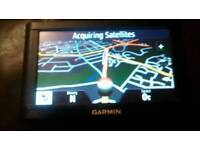Garmin satellite navigation