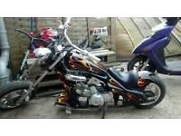 Midi 110cc Harley Davidson