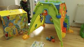 Tomy discovery dome all the balls included good condition fun toy for 12mths +