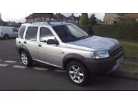 2003 Land Rover Freelander 1.8 XEi Special Edition 5dr 12 Months MOT May Px