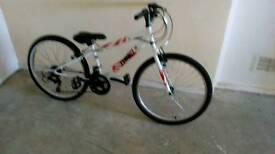 "Boys Apollo bike 18 gears 20"" wheels"