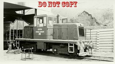 6G220 Rp 1959 Georgia Power Co Railroad  Engine No  S Whitesburg Ga