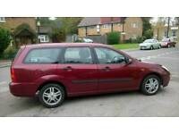 Cheap Ford Focus Estate 1.8 Petrol £475