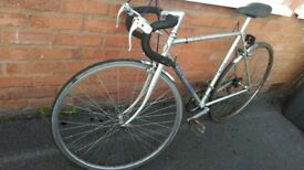 BSA Tour De France Racing Bike. Vintage gents bike