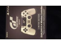 GT Sport limited edition controller brand new sealed