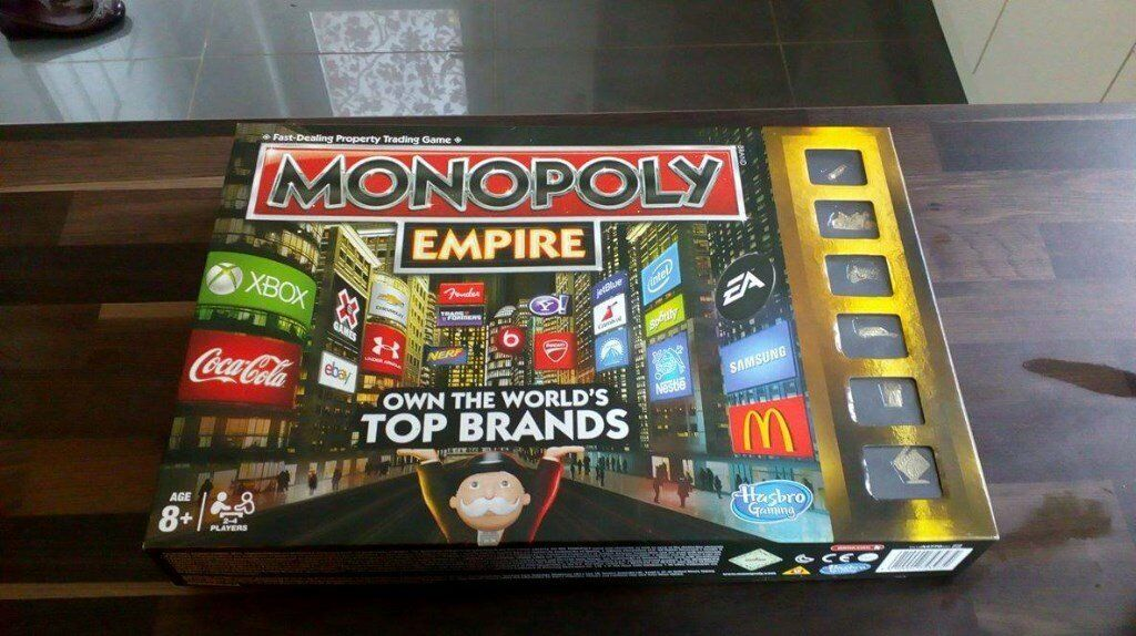 Monopoly Empire - Opened but never used