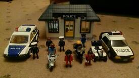 Playmobil police set
