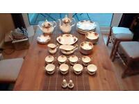 Royal Albert Old Country Rose tea set