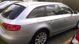 2009 AUDI A4 AVANT TDI AUTOMTIC FULL SERVICE HISTORY AND MOT 4200