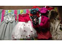 Girls clothes bundle age 3