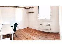 Bright Creative Studio / Office in London Fields / Mare Street studio building