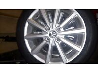 Ford fiesta alloy wheels