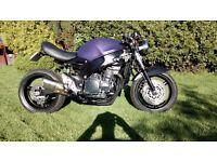 Suzuki streetfighter custom chop bobber motorbike 900,bike must go make me an offer,