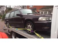 Scrap cars and vans four wheel drives wanted