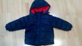 Boy's coat age 2-3