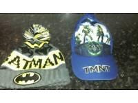 Boys4-6years hats