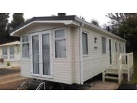 ** REDUCED OFFER ** Static caravan , LODGE holiday home retirement park Willerby Grenada
