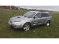 SUBARU OUTBACK BOXER DIESEL TURBO.FULL SERVICE HISTORY.ALL PAPER WORK