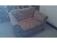 M&S Abbey two seater Settees Beige