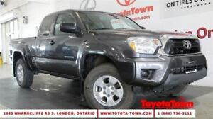 2015 Toyota Tacoma 4X4 ACCESS CAB V6 SR5 POWER PACKAGE