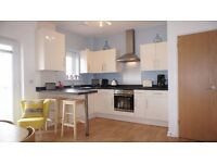 Modern one bedroom apartment for rent in central Newquay. Fully Furnished.