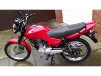 HONDA CG 125cc Motorcycle