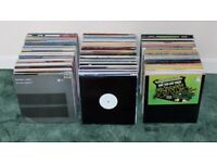 "350+ Dance Music 12"" Singles (Mainly House)."