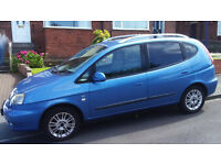 Chevrolet Tacuma 1.6 manual - MOT to May 2017 - needs head gasket repair - sold with £300+ spares