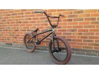 High spec BMX bike