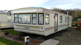 """Willerby Leven 38x12 2 bed static caravan """"OFF SITE ONLY"""" Lowestoft, Suffolk"""