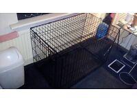 Dog cage medium sized