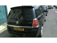 Vauxhall zafira 2.0turbo petrol 7 seater spares or repair