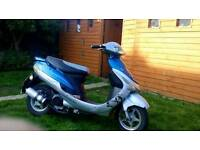 Pulse scout 50cc (80cc) moped
