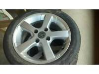 WOLFRACE ALLOYS 4X 108 PCD FITMENT PEUGEOT 106,306,206,307,BERLINGO AND PARTNER